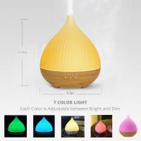 Wooden Essential Oil Humidifier