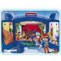 Playmobil #4239 - My Take Along Puppet Theater