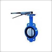 Quality Cast Iron Wafer Butterfly Valve For Water Gas Oil wholesale