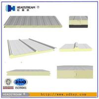 Quality Insulated Filler High Density PU Sandwich Panel wholesale
