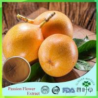 Quality Herbal Extract High Quality Passion Flower Extract Flavones 2.5% wholesale