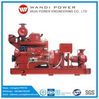 Quality Dual-start Safely Water to Air Fighting Water Pump wholesale