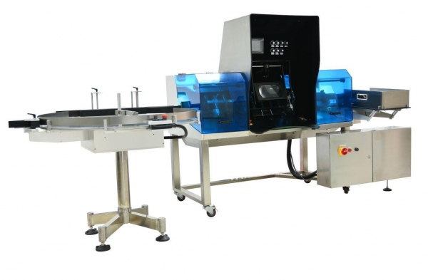 Cheap Inspection Machine Model YJ-90B For Infusion Bottles for sale