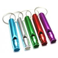Aluminum Safety Whistle