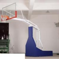 Quality electric hydraulic basketball stand basketball games competition wholesale