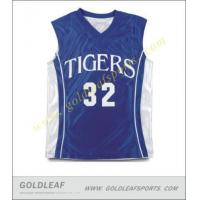 Quality Basketball Uniform Basketball Jersey 012 wholesale