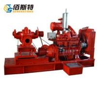 Best Centrifugal Water Pump Drived by Diesel Engine for Fire Fighting wholesale