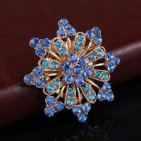 High-end Flower Brooches Scarf Buckle Dual-use