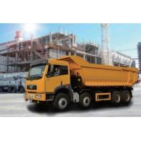 Buy cheap FAW Desel Dumpers/ Dum Truck 8X4 Euro 2 Low Fuel Consumption 375HP/420HP For Sale from wholesalers