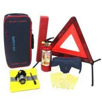 Best High Quality Car Safety Kit with Fire Extinguisher for ISUZU TOYOTA with Extinguisher wholesale