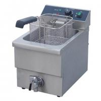Buy cheap Freezing Equipments 12L Counter Top Electric 1-Tank Fryer(1-Basket) from wholesalers