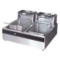 Buy cheap Freezing Equipments JS-82 Electric 2-Tank Fryer(2-Basket) from wholesalers