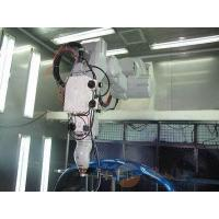 Buy cheap Flexible spraying robot from wholesalers