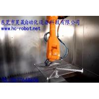 Buy cheap Spraying robot Automotive interior trim off spraying from wholesalers