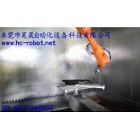 Buy cheap Spraying robot Explosion-proof coating robot car armrest from wholesalers