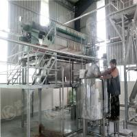 Quality KR3 Rice Wave Noodle Production Line wholesale