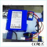 Best Factory OEM rechargeable DC 24v 6Ah li-ion battery pack on sale wholesale