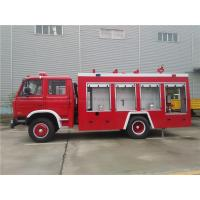 Dongfeng 153 Water Tank Fire Fighting Trucks