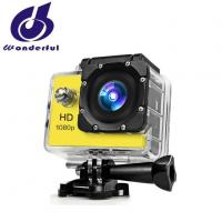 Best Affordable Price 1080P Full HD Waterproof Action Camera for Diving Hiking OEM wholesale