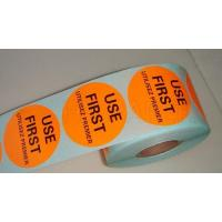 Food Safety Rotation Label USER FIRST