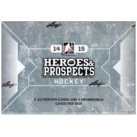 Quality 2014-15 Leaf ITG Heroes And Prospects Hockey Hobby Box wholesale