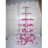 Quality acrylic cake stand Large Cake Stand With Cheap Price For Wedding wholesale