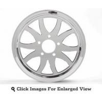 Chrome Lawless Pulley