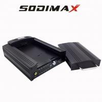 Best 4CH 3G/4G GPS WiFi 720P AHD HDD Mobile DVR for Vehicle Fleet Management wholesale