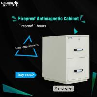 Best Fireproof Antimagnetic Cabinet 2 drawers & Fireproof 1 hours wholesale