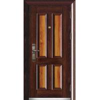 Interior Wrought Iron Or Steel Security Entry Doors