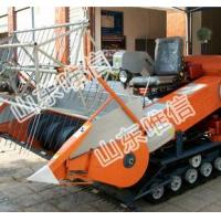 Buy cheap 4LZ-1.0 Mini Crawler Rice Combine Harvester from wholesalers