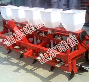 Cheap 5 Rows Pneumatic Precise Seeder ForSmall Seeds for sale