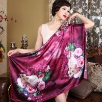 Quality 110*110 Square 100%Silk Scarf wholesale
