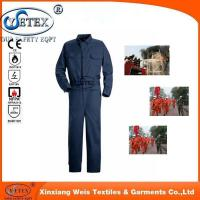 Safety clothing Multifunctional fr safety coverall for workers exposed to high heat