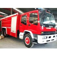 Quality Wushiling HSQ powder fire truckMain Technical specifications wholesale