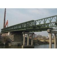 Quality Double Lane Mabey Compact 200 Bridge Anti - Rust With Interchangeable Steel Components wholesale