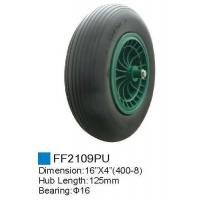 Rubber wheel/PU Foam Wheel FF2109PU