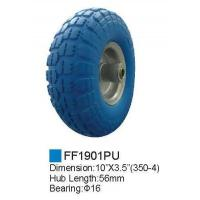 Rubber wheel/PU Foam Wheel FF1901PU