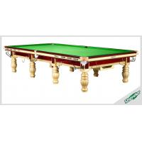 Best Golden Prince snooker tournament table wholesale