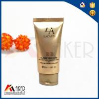 Quality 30ml High Quality Personal Care Cosmetic LDPE Tube For BB Cream With Flip Cap wholesale