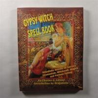 Best Books Gypsy Witch Spell Book wholesale