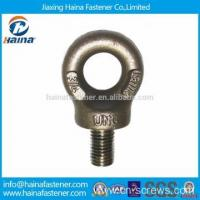 Quality BS4278 Galvanized Collared Eye Bolts wholesale