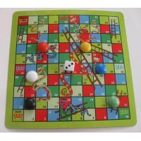 Board game(dice, magnetic button)