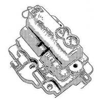Engine parts: Oil pump for automobiles