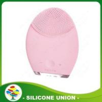 Quality Silicone Portable Face Massager Beauty Cleansing Brush wholesale