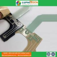 Quality LGF Backlighting 0.5mm Pitch ZIF Connector Membrane Switch wholesale