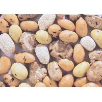 Snack foods colorful skin peanuts