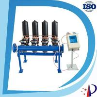 Automatic Endogenous backwash System for sea water