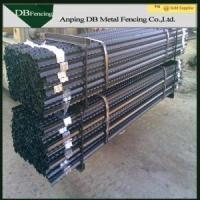 Painted wholesale carbon steel fence Y post
