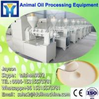 Hot in Mongolia! horse oil production machine with new technology